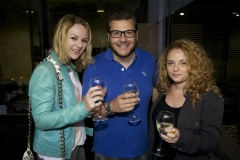 Screening and Reception at the LA Greek Film Festival 2013